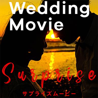 【結婚式】サプライズプロポーズムービー